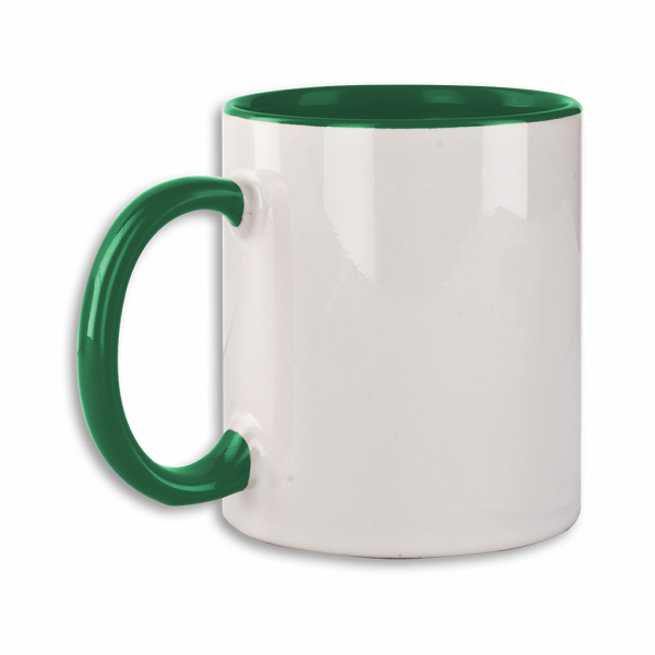 TTH Tasse Grün