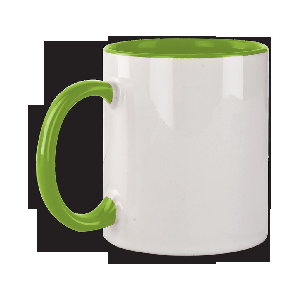 TTH Tasse Hellgrün