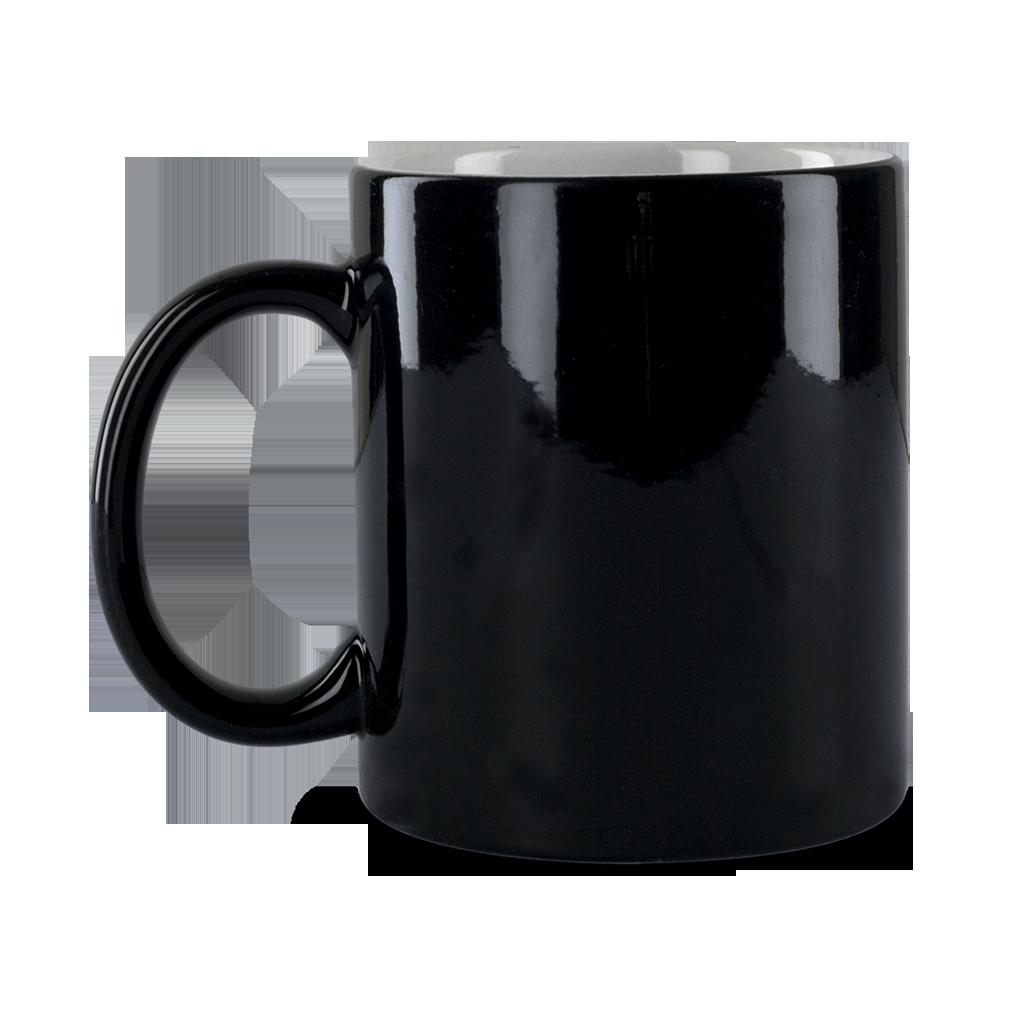 tasse magic mug schwarz matt 11 oz fotopica international gmbh. Black Bedroom Furniture Sets. Home Design Ideas