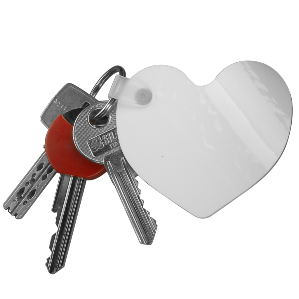 Schlüsselanhänger Herz